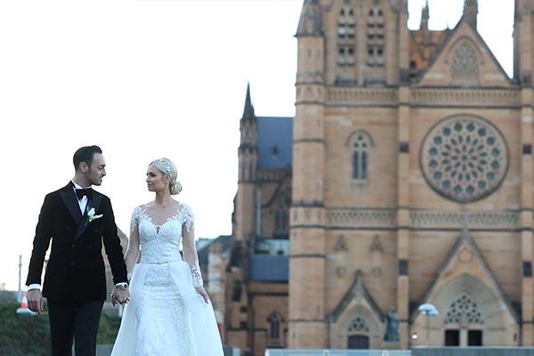 Cinematic Wedding Video, A2Z Weddings